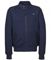 "Bluza harrington WEEKEND OFFENDER ""HORDEN"" granatowa"
