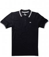 Polo ALPHA INDUSTRIES czarne