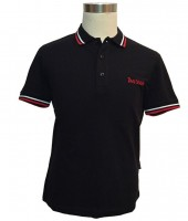 "Polo THREE STROKE ""CLASSIC"" czarne"