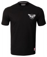 "T-shirt PIT BULL ""EAGLE SMALL LOGO"" czarny"