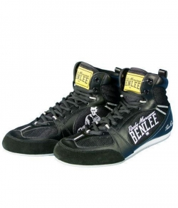 "Buty bokserskie BENLEE ""THE ROCK"" czarne"