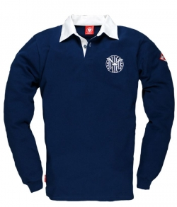 "Polo Rugby ULTRAPATRIOT ""MODEL RGB3"" granatowe"