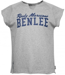 "T-shirt BENLEE ""EDWARDS"" szary"