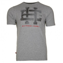 """T-shirt EXTREME HOBBY """"CLASSIC EH"""" szary"""