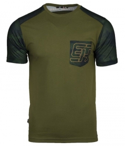 "T-shirt EXTREME HOBBY ""SCOUT CAMO"" zielony"